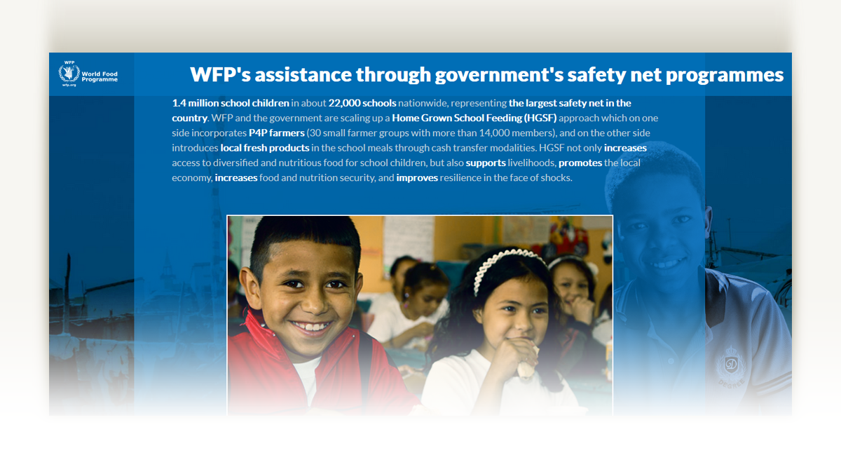 wfp world humanitarian summit